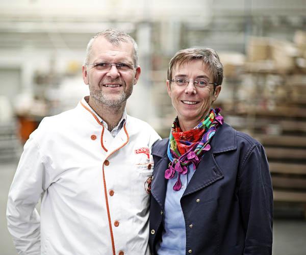 Reinhard und Helga Honeder